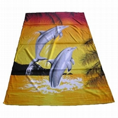 100% Cotton Wholesale Beach Towels