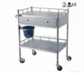Nursing Hospital Trolley