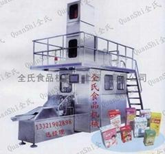 砖型无菌纸盒灌装机
