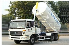 SDX Series Dry mix mortar tank truck (Fukuda chassis)