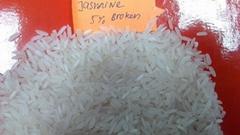 JASMINE WHITE RICE 5% BROKEN