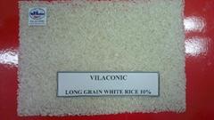 SUPPLY LONG WHITE RICE 10% BROKEN