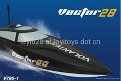 2.4G Vector 28  Remote c