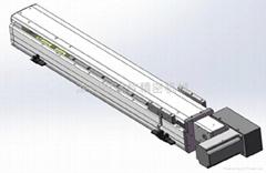 同步带精密线性模组滑台