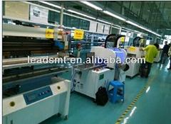 LED lights assembly line machine led production line machine
