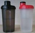 nutrition shaker bottle 700ML BPA FREE
