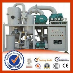 Zhongneng New Double-Stage Vacuum Insulating Oil Purifier Series Zyd