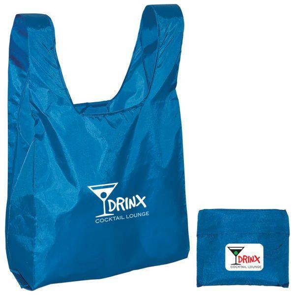 Convenient used polyester foldable shopping bag 3
