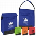 For 6 can beer storage non woven cooler bag 4