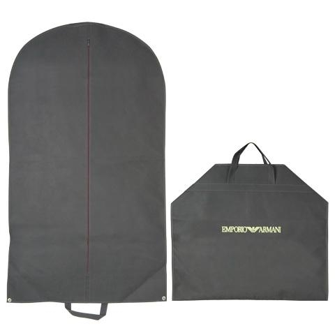 Stylish non woven suit cover bag 1