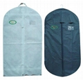 Stylish non woven suit cover bag 2