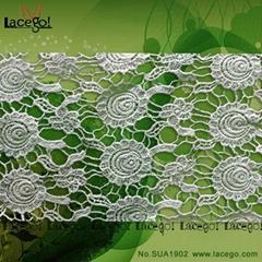 cotton lace fabric