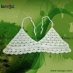 Cotton Lace Bra