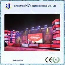 Competitive price indoor full color P6 led screen