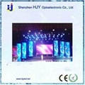 P4 indoor colorful image led display