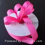 Printed grosgrain ribbon 3