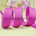 Printed grosgrain ribbon 5