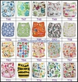 Various Colors and Cute Patterns Reusable Cloth Babies Diapers Nappies