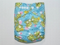 Various Colors and Cute Patterns Reusable Cloth Babies Diapers Nappies 3