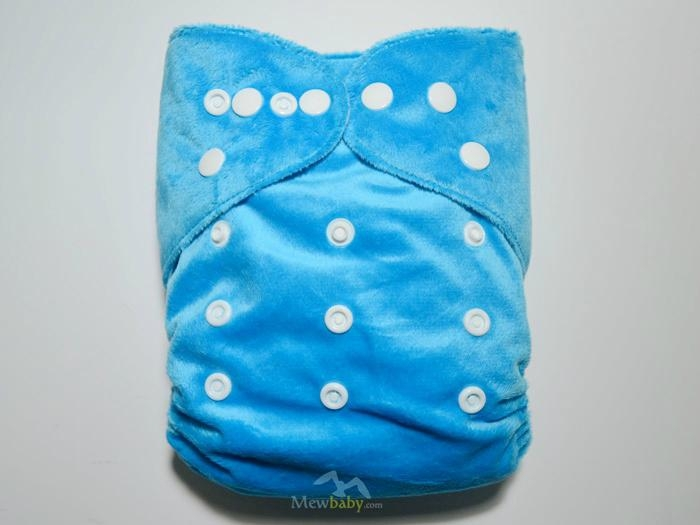 Eco-Friendly AI2 Pocket Diapers,Washable Cloth Diapers Reusable Nappies 1