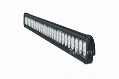 260W 43 Inch Single-Row LED off-Road Light Bar