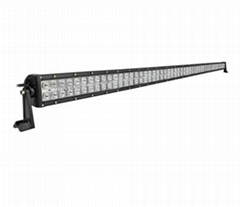 288W 50 Inch Double-Row LED off-Road Light Bar