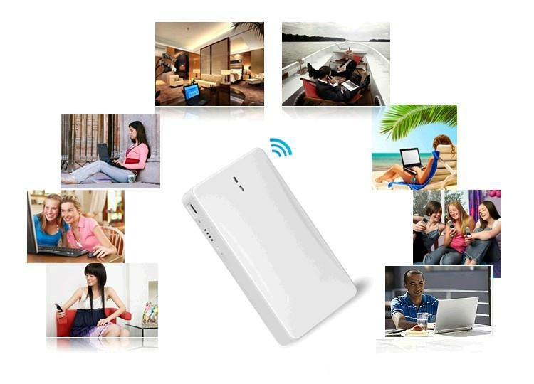 4G LTE Router Mobile WiFi 5