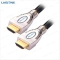 Assemble male to male Micro hdmi to av cable