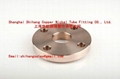 Copper Nickel Slip on Flange EEMUA 145