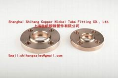 Copper Nickel Socket Weld Flange EEMUA 145/ANSI B16.5