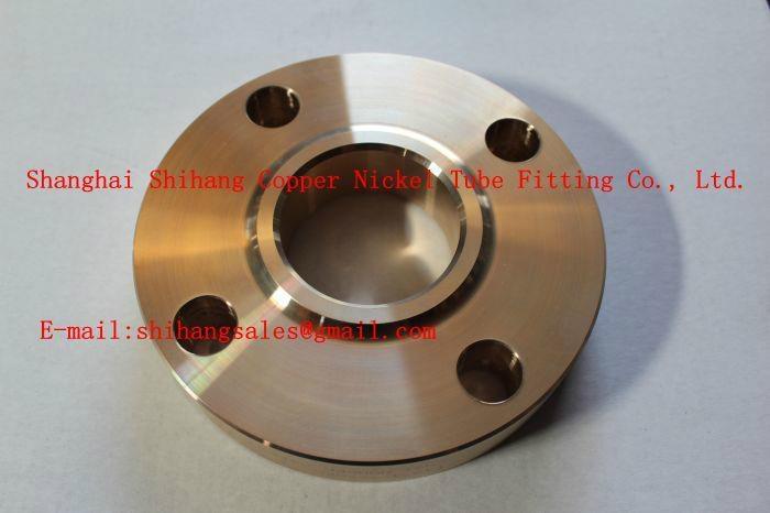 Copper Nickel Slip on Flange Manufatcture 1