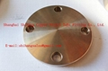 Copper Nickel Blind Flange Manufatcture