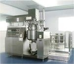 Economical  elevating-type vacuum homogeneous emulsifying machine