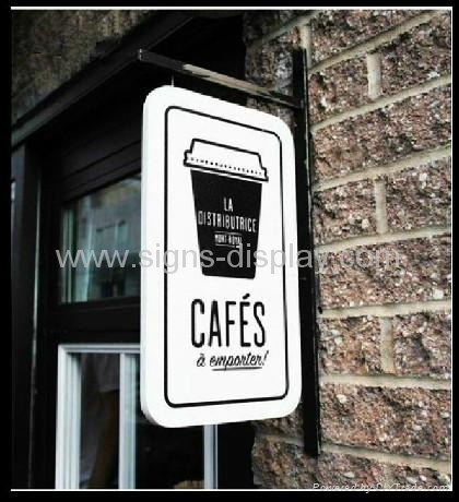 High quality outdoor led illuminated light box for coffee shop or high quality outdoor led illuminated light box for coffee shop or bar 1 mozeypictures Image collections