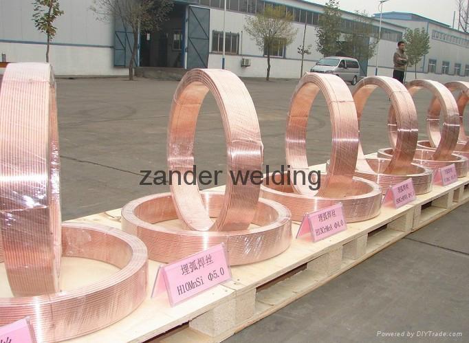 AWS ER70S-6 precision CO2 mig welding wire manufacturer - zander ...