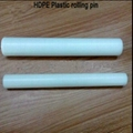 white extruded hdpe rod