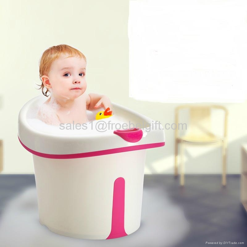 baby bath barrel with soft seat - 8304 (China Manufacturer) - Babies ...
