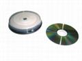 Blank media CD-R discs 52X 700MB 80min Playing time si  er Blank CDR