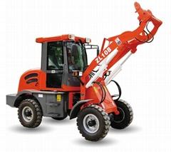 mini garden tractor loaderZL10B