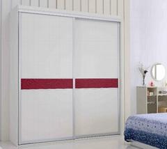 Aluminum Bedroom Wardrobe System
