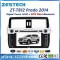 ZESTECH car dvd for toyota prado 2014