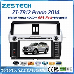 ZESTECH car dvd for toyo