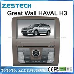 ZESTECH car dvd for Great wall H3 H5 dvd gps navigation radio Bluetooth ipod