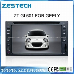 ZESTECH car dvd for Geely MK PANDA car dvd gps navigation with radio Bluetooth