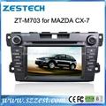 ZESTECH car dvd for MAZDA CX-7 dvd gps