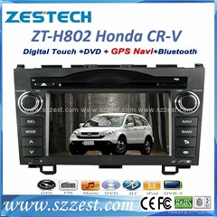 ZESTECH car dvd for HOND