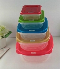 SET OF 5 STROAGE CONTAINER
