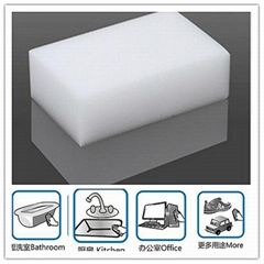 Melamine cleaning sponge foam