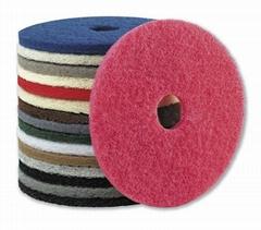 Scouring floor pad cleaner melamine foam sponge
