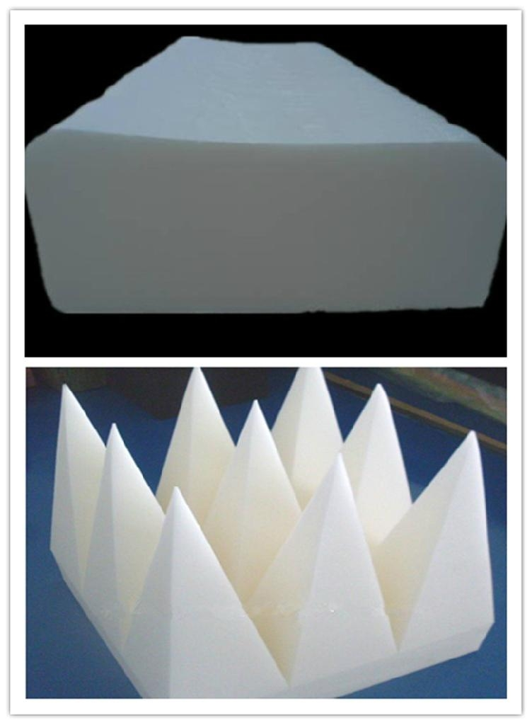 Soundproof material melamine sponge foam 3